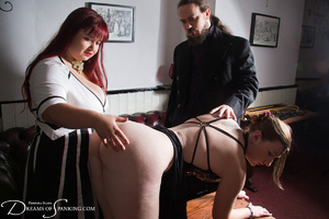 Awesome artistic pics with hot red girl  - XXX Dessert - Picture 2