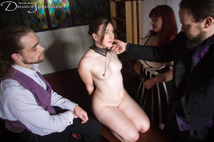 Awesome artistic pics with hot red girl  - XXX Dessert - Picture 5