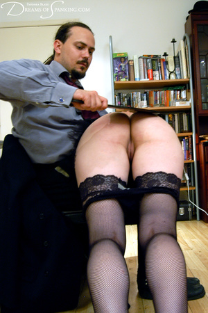 Hot secretary in glasses and stockings g - XXX Dessert - Picture 23