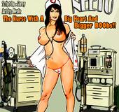 The Nurse With A Big Heart And Bigger Boobs, Naughty Nurse Neetu is always