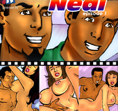 Welcome to the adventures of Ron & Neal. These two Indian studs are on