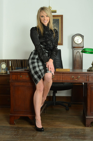 gorgeous blonde teacher checked