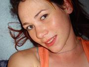 lovely teen shots herself