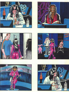Magnificent porn comics with cool chick in a pink - Picture 4