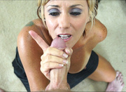 lustful mom jacking off