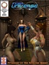 Mega girl is again on her path of perversion and bloody experiments in
