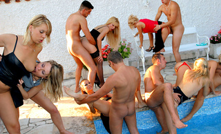 crazy pool party leads