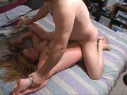 horny dude pounding hard