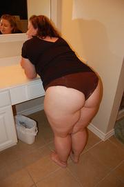 fat curly bitch spreads