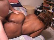 big butt ebony slut