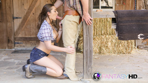 Sexy cowgirl in high boots gets her shag - XXX Dessert - Picture 8