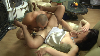 horny dude licking mature