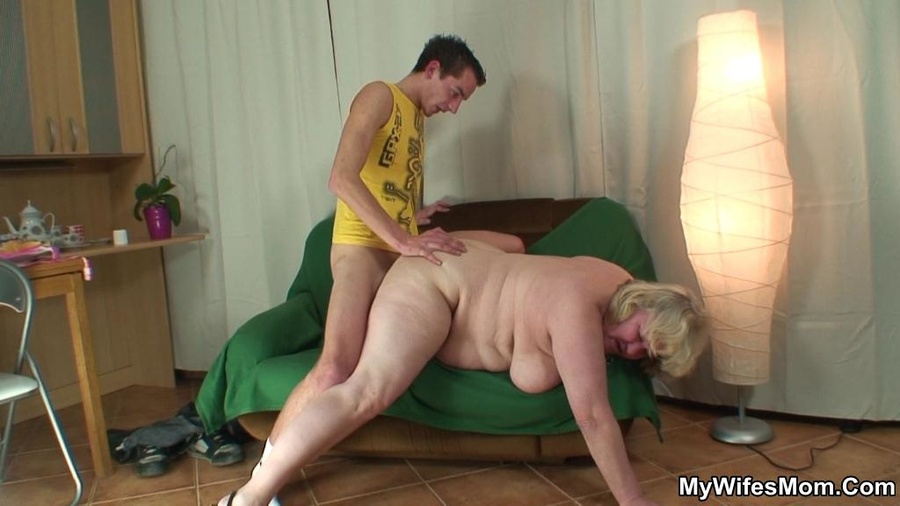 fat mother in law sex