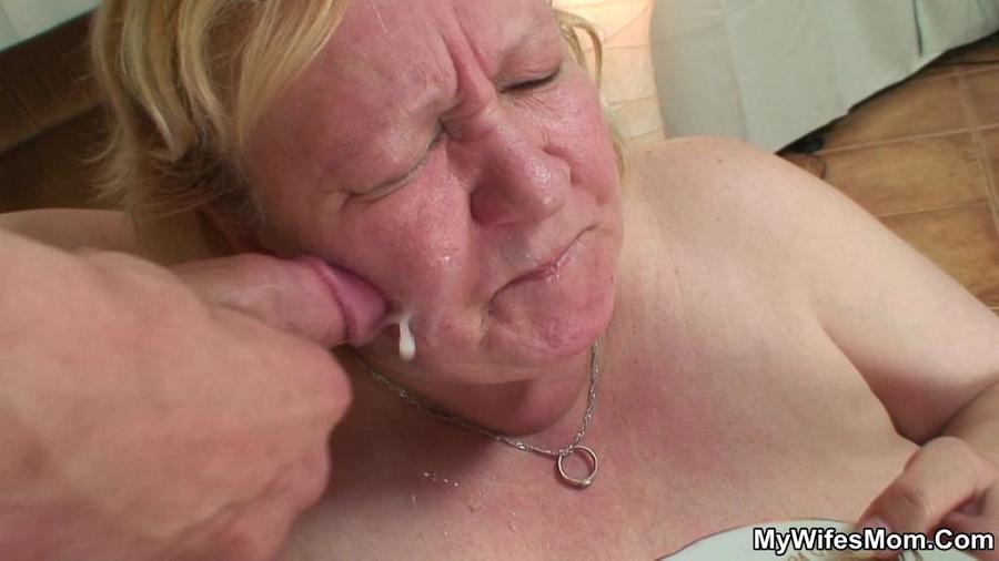Fat old bitch