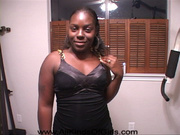 nice ebony chick lovely