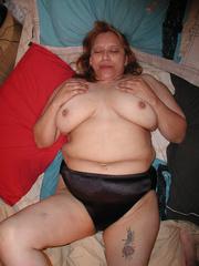plump granny lingerie