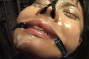 asian bitch roped tightly