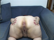 fat slut assbanged hard