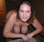 curly mom gets plugged