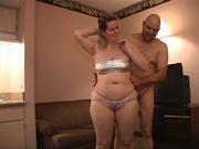 huge titted blonde mom