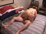 fat ass milf jumps
