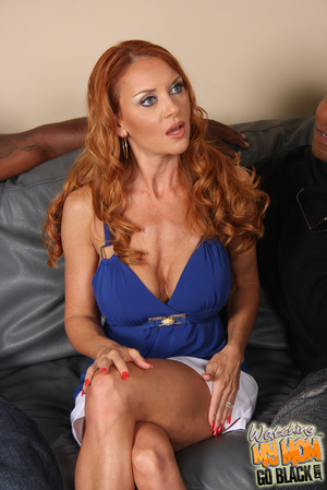 Redhead slutty MILF wants sperm mask for - XXX Dessert - Picture 5