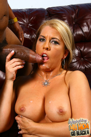 Kinky tattoo lady molested by black gang - XXX Dessert - Picture 15