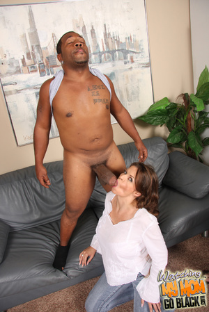 MILF beg for big dick to fill her big pu - XXX Dessert - Picture 9