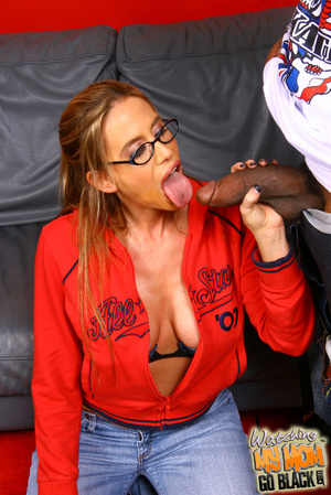 Skinny mommy poundded by black meat in h - XXX Dessert - Picture 7