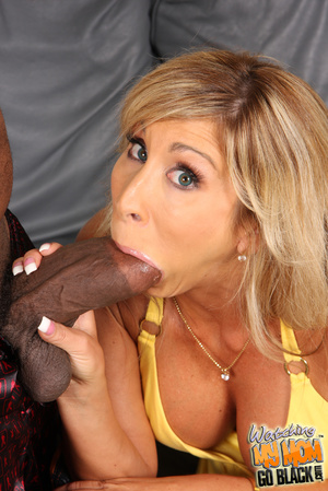 Blond lady eats fat monster cock - XXX Dessert - Picture 7