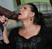 Lovely mom pay sex ransom for son.