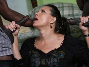 lovely mom pay sex