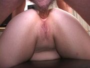 superb horny slut goes