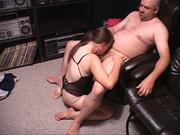 horny naughty babe goes