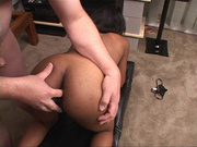 black damsel's small ass
