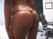 sexy hot ebony takes