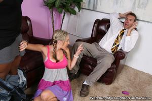 Horny teen meet her black boyfriend with - XXX Dessert - Picture 3