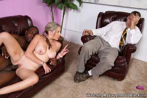 Horny teen meet her black boyfriend with - XXX Dessert - Picture 9
