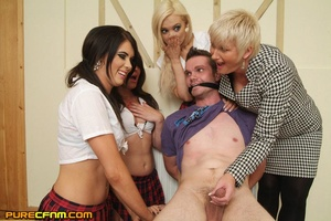 Young lad's hard dick was given an eroti - XXX Dessert - Picture 6