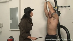 One tough mama erotically punishing her  - XXX Dessert - Picture 3