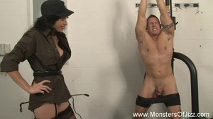 One tough mama erotically punishing her  - XXX Dessert - Picture 8