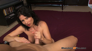 Sexy naked lady doing perfect hand job t - XXX Dessert - Picture 12