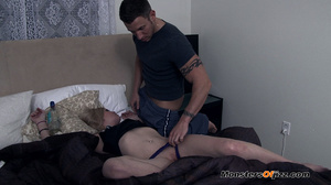 Luscious cocksucking while he played wit - XXX Dessert - Picture 4