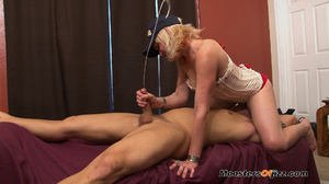Blond likes it fetish while doing her na - XXX Dessert - Picture 11