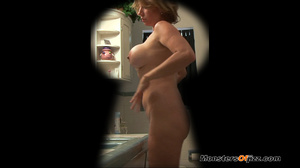 Hot sexy momma giving a peeping tom an u - XXX Dessert - Picture 4