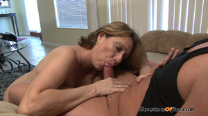 Hot sexy momma giving a peeping tom an u - XXX Dessert - Picture 6