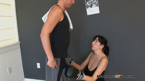 Sweat sweet sporty cocksucking job - XXX Dessert - Picture 2
