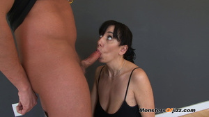 Sweat sweet sporty cocksucking job - XXX Dessert - Picture 5