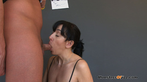 Sweat sweet sporty cocksucking job - XXX Dessert - Picture 8