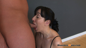 Sweat sweet sporty cocksucking job - XXX Dessert - Picture 9